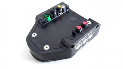 Higo allows for smart cable management in Eltronic AG e-bikes drive system with the new panel mount connector